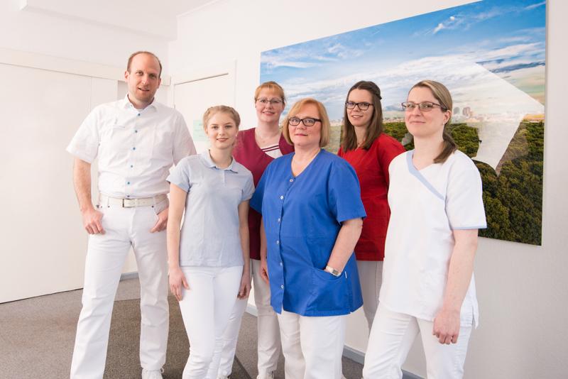 Foto Praxisteam Zahnarztpraxis Dr. Schmidt-Breitung